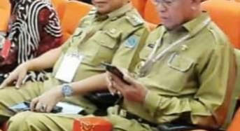 Penuhi Undangan Kemendagri, Walikota Bitung Hadiri Rakornas Forkompimda di Bogor