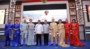 Wali Kota G.S. Vicky Lumentut Launching Baju Khas Manado