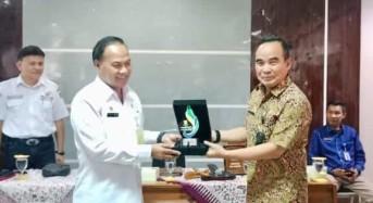 Dipimpin Kaban Kesbangpol, LPM Tomohon Studi Tiru di Kota Bandung