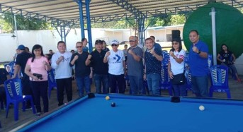 Lomba 'Billiard Goes To Restoration Market' Resmi Bergulir