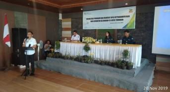 Aparatur Kelurahan di Tomohon Masuk BPJS Ketenagakerjaan di Tahun 2020