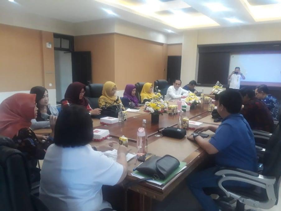 Kunjungan Komisi III DPRD Kota Cirebon di Kota Tomohon