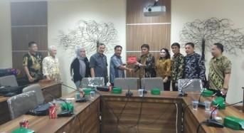 Komisi DPRD Tomohon Kunker ke DPRD Kota Depok