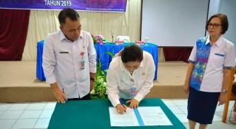 DP3A dan Dinsos Manado Jalin Kerja Sama Penanganan Perempuan dan Anak Korban Kekerasan