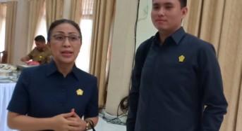 Dua Pimpinan Komisi III DPRD Tomohon Balon Wali Kota