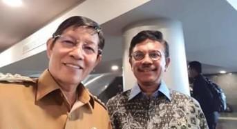 Hadiri Rakornas Forkompinda, GSVL: Presiden Ingatkan Pentingnya Hubungan Antar Lembaga di Daerah