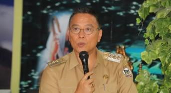 Wali Kota Tomohon Ucapkan Belasungkawa kepada Keluarga Korban Kebakaran Paslaten