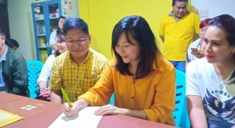 Jilly Eman Siap Lanjutkan Pembangunan di Kota Tomohon
