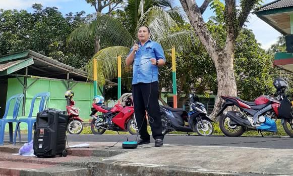 Kadispora Manado, Tony Mamahit