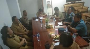 7 November, Kirab Kota Genderang Suling Gita Jala Taruna AAL di Tomohon