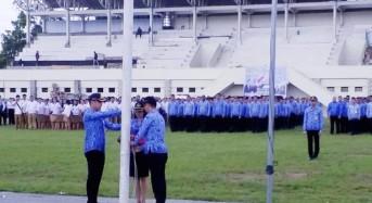 Rayakan HUT ke-48, Presiden Ajak Korpri Garda Terdepan Rajut Persatuan