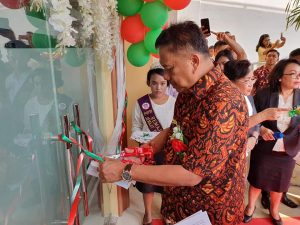 GMIM Petra Bitung Karangria Manado.