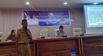 Biro Hukum Pemprov Angkat Bicara Terkait Ketidakjelasan Ranperda Pemekaran Kelurahan DRPD Manado