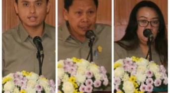 Ranperda Perubahan RPJPD 2005-2025 Tomohon Disetujui Dibahas