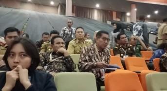 Wali Kota Tomohon Ikut Rakornas Pemerintah dan Forkopimda