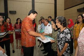 Puncak Peringatan HKN ke-55, Wagub Kandouw Tekankan Komitmen Pelayanan Kesehatan
