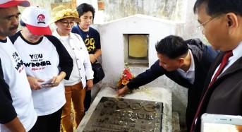 Pemkot Tomohon akan Bangun Monumen dan Pindahkan Makam Wilken