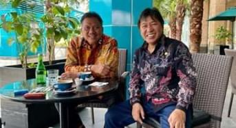 Batal Maju Pilwako Manado, James Sumendap Nyatakan Dukung ROR-MOR