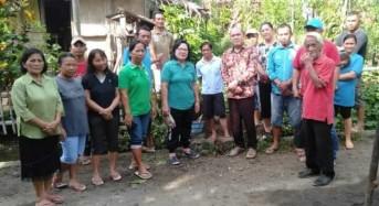 Desa Kumelembuai Atas Gunakan Dandes Tahap III Tahun 2019 Bangun Drainase dan Pemberdayaan