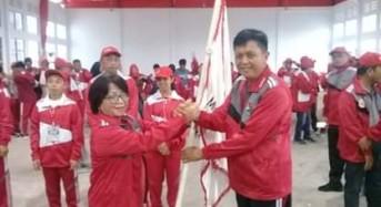 Dilepas Wabup Legi, 138 Atlit Mitra Siap Berlaga di Porprov Sulut
