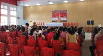 Pemkab Mitra Gelar Pertemuan Dengan Sinode GMIM dan Guru Agama