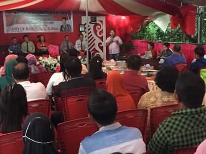Gelar Reses, Anggota DPRD Mitra Artly Kountur Serap Aspirasi Masyarakat