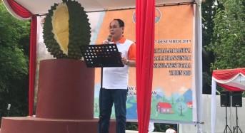 GNPDAS 2019, Roy Tumiwa Wakili Gubernur Olly Sampaikan Pesan Menteri LHK