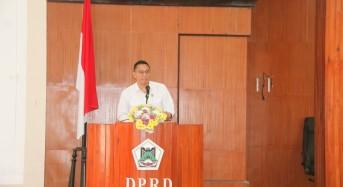 Eman Optimis Perubahan RPJPD Jawab Kebutuhan Masyarakat