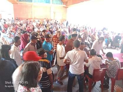 Lansia di Minahasa Tenggara Terima Bantuan Rp2,5 Miliar