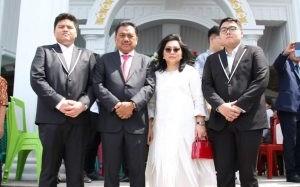Gubernur Olly: Selamat Natal Untuk Seluruh Umat Kristiani di Sulut