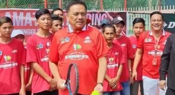 Pengprov Pelti Sulut Bakal Gelar 'ODSK Christmas Open Tennis Tournament 2019'