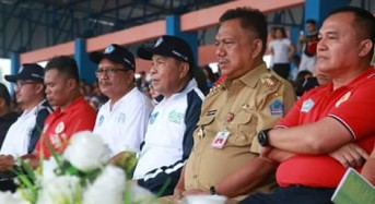 Porprov Sulut ke-X 2019 di Bitung Resmi Bergulir