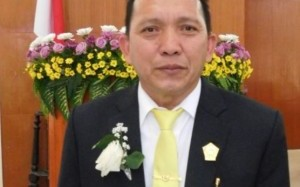 Ketua DPRD Tomohon Support Kontingen Porprov