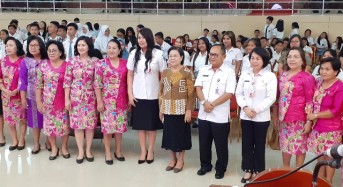 BKD Sulut Gelar Kegiatan Diseminasi Sekolah Kedinasan bagi Siswa SMA/SMK se-Provinsi Sulut