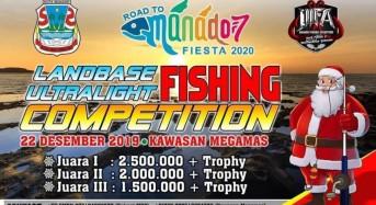 Dispar Manado Gelar Fishing Competition Sambut Manado Fiesta 2020