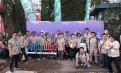 IWO Kota Manado Rayakan Natal Dengan Gelar Anjangsana ke Panti Asuhan