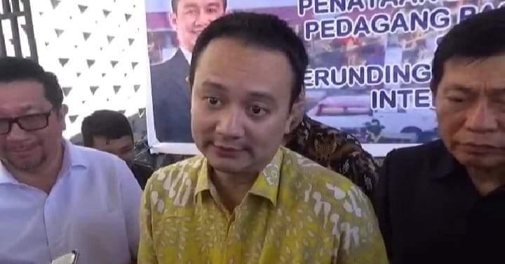 Harga Bapok Relatif Stabil Jelang Natal, Jerry Sambuaga Apresiasi Pemkot Manado