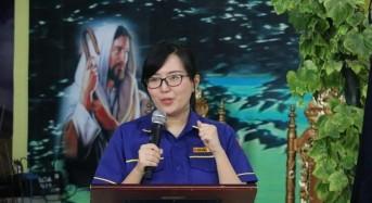 Jilly Gabriella Eman Resmi Pimpin Karang Taruna Tomohon