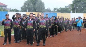 Hari Kedua Porprov, Karate Sumbang 3 Medali Emas bagi Tomohon