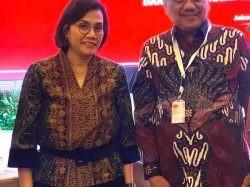 Gubernur Olly Hadiri Rakornas TPAKD yang Dibuka Presiden Jokowi