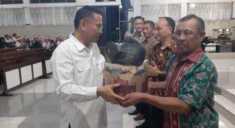 P/KB GMIM Wilayah Tomohon Satu Pohon Terang di Maranatha Paslaten