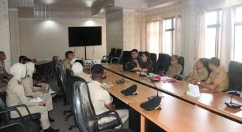 DPRD Tomohon Terima Studi Praktikum Praja IPDN