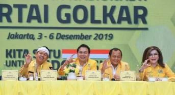 CEP Didaulat Jadi Pimpinan Sidang Munas X Partai Golkar