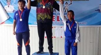 Hari Ketiga Porprov, Tomohon Kantongi 13 Medali