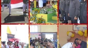 Masyarakat Terlibat Langsung di Peringatan Hari Jadi ke-17 Tomohon