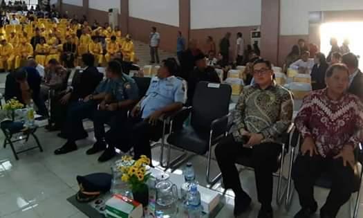 DPRD Sukses Laksanakan Paripurna Istimewa HUT ke-17 Kabupaten Minsel4