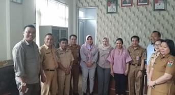 Dipimpin Kountur, Komisi Satu DPRD Mitra Kunjungi Sejumlah SKPD