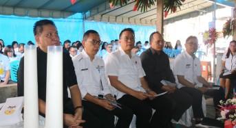 Wali Kota Tomohon dan Jajaran Melayat atas Meninggalnya Orang Tua Kadis Perkim