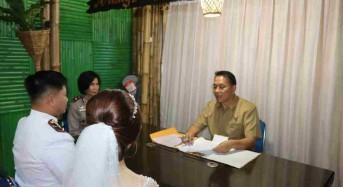 Wali Kota Tomohon Catat Pernikahan Ricky dan Sonia