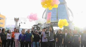 Eman Buka Rangkaian Kegiatan HUT ke-17 Kota Tomohon